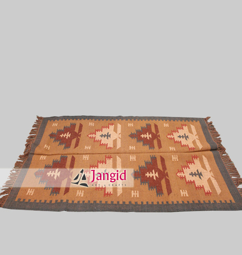 Indian Wool Jute Carpet