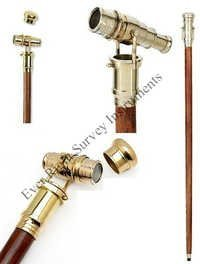 Walking Stick with Telescope