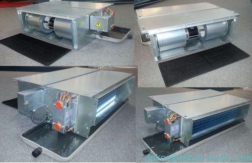 Cooling Coil & Fan Coil Unit Manufacturer India