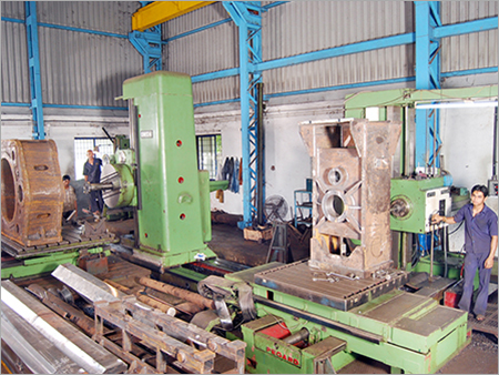 Workshop Boring Machine