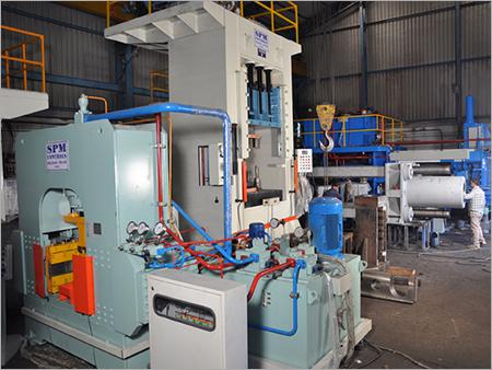 Machine Assembling