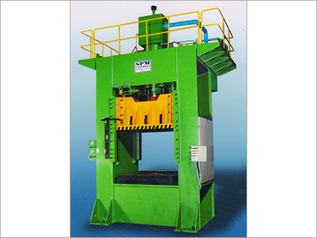 H Frame Hydraulic Press