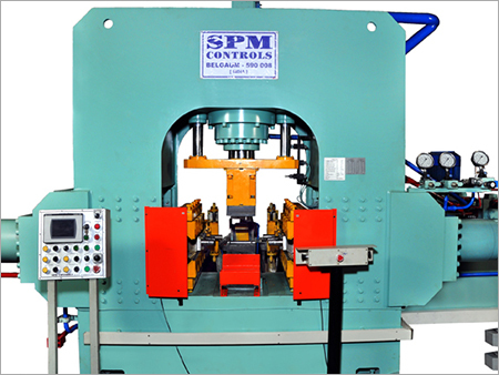 Pipe Forming Press