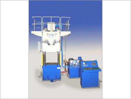 Smc Moulding Press