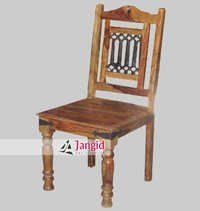 Sheesham Wooden Dining Chair