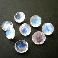 Rainbow Moonstone Loose Gemstone