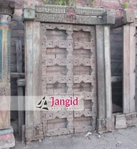 Indian Antique Doors
