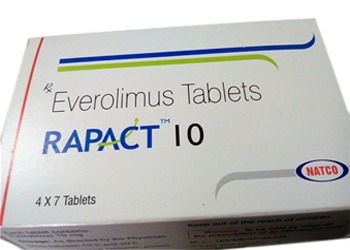 Rapact 10mg Tablet 10'S