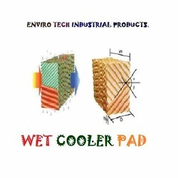 Wet Cooler Pad