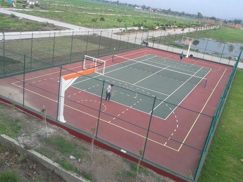 Multiporpose Court (Tennis, Basket Ball & Skating)