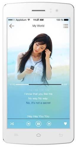 CDMA WCDMA GSM FDD-LTE TDD-LTE 5 inch 4G Quad-core Android 4.4 Dual card smart phone