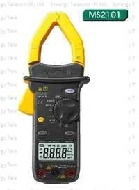AC_DC Digital Clamp Meter