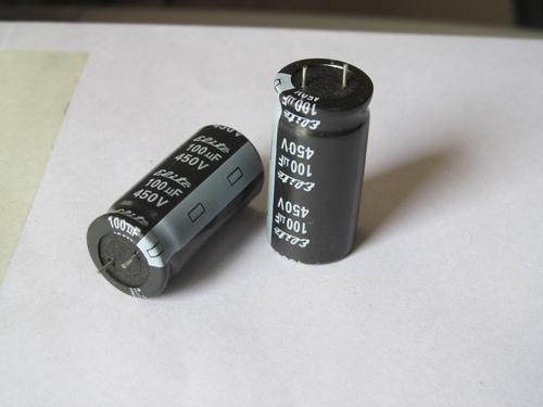 100uF 450V AEC 8071 Capacitor