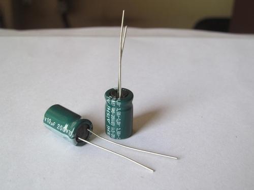 200V 10uF AEC 8086 Capacitor
