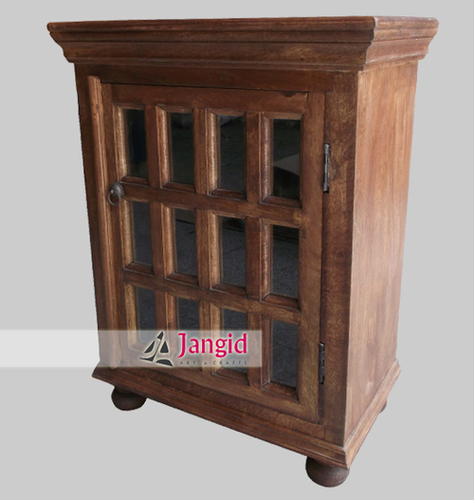 Indian Mango Wooden Night Stand