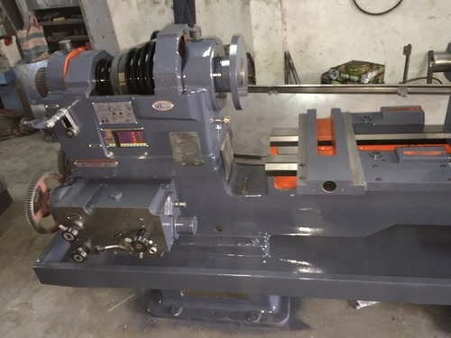 Industrial Lathe Machine
