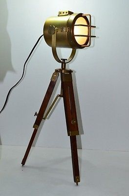 Small Marine Nautical Search Light