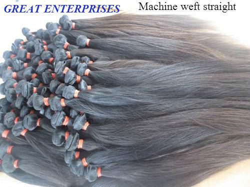 Machine Weft Straight