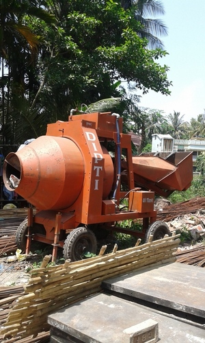 Concrete mixing machine-2 RM800. M35. gr.