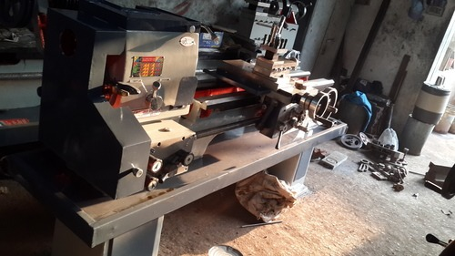 diy lathe machine