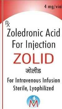 Zolendronic Acid Injection