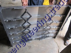 Scissor Model Telescopic Cover