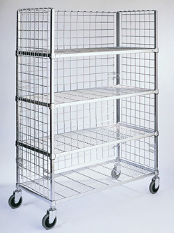 Wiremesh Cart