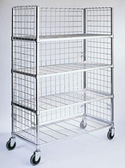 Wiremesh Cart