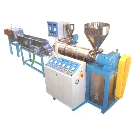 Cable Extruder Machine
