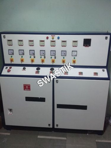 Pipe Machine Control Panel