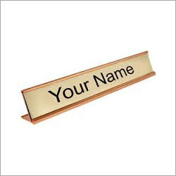Fancy Name Plates