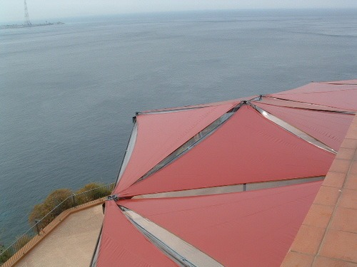 Shade Sails Fabricated Tents