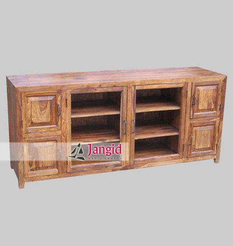 Indian Solid Wooden TV Cabinet