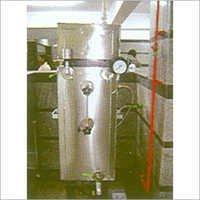 Operated Boiler