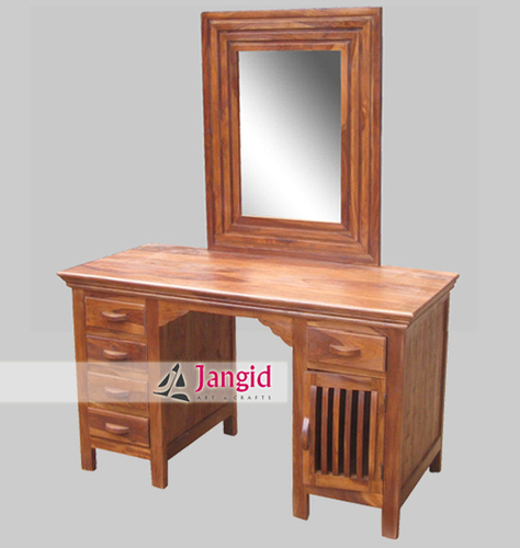 Indian Wooden Dressing Table Design