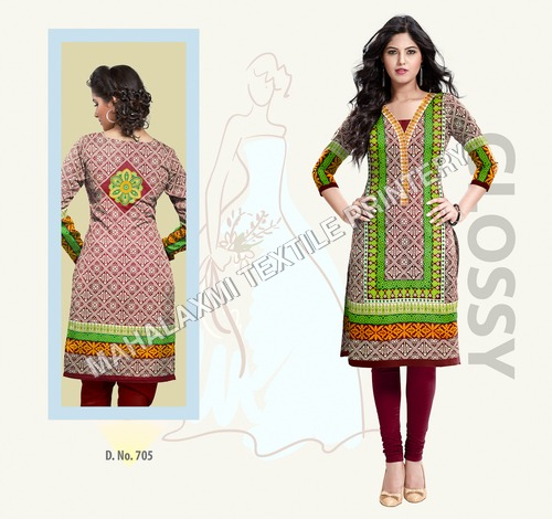 Cotton Kurtis Materials