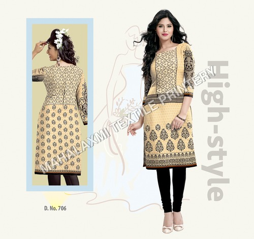 Cotton Kurtis In India
