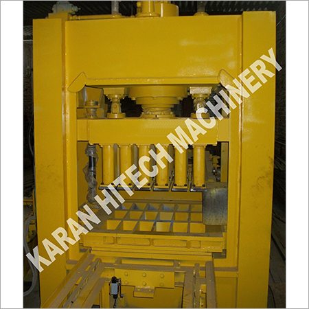 15 Bricks Flyash Brick Making Machine