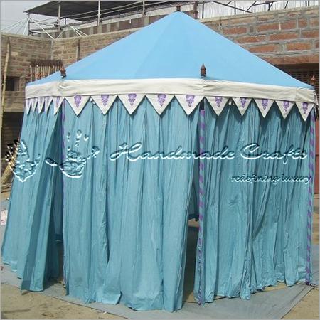 Colored Pavilion Tent