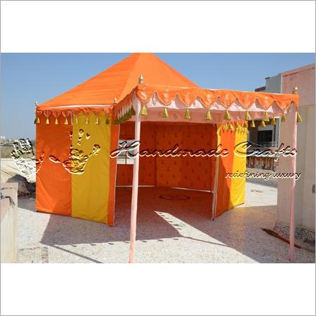 Luxury Garden tent