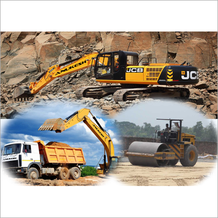 Hiring of Earth Moving Machineries