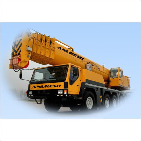 Rental Crane Services