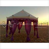 Octagonal Tent