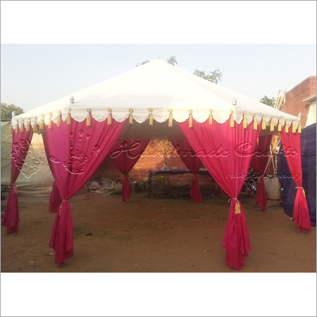 Pavilion Tent at Factory