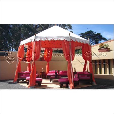 Pavillion garden tent