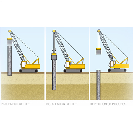 Marine Piling Works