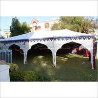 Arched Raj tent