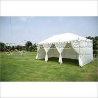 White Raj tent
