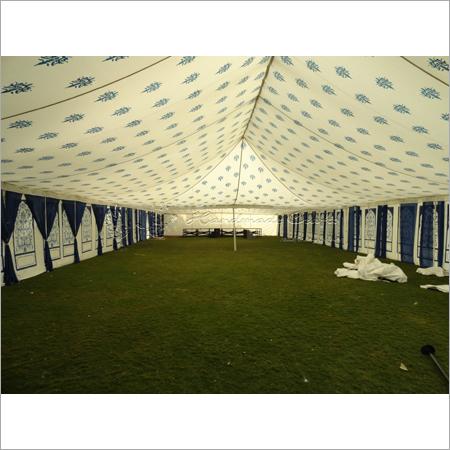 Mughal Style Wedding Tent