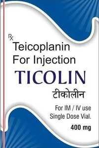 Teicoplanin Injection